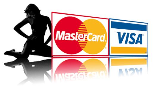 Livecams und Sexchat mit Kreditkarte